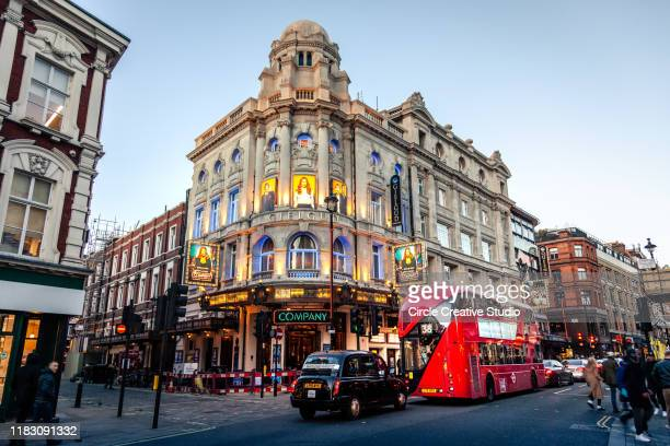 london west end - west end london stock pictures, royalty-free photos & images