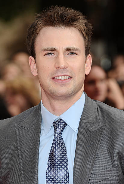 Chris Evans Scott Pilgrim