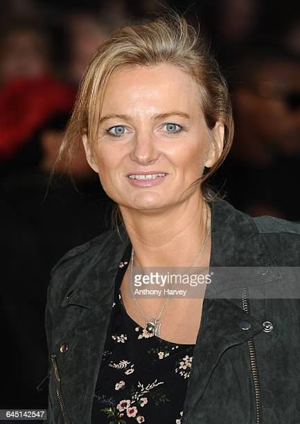 Presenter Alice Beer attends the 'Despicable Me' Premiere at the Empire Cinema Leicester Square on October 11 2010 in London