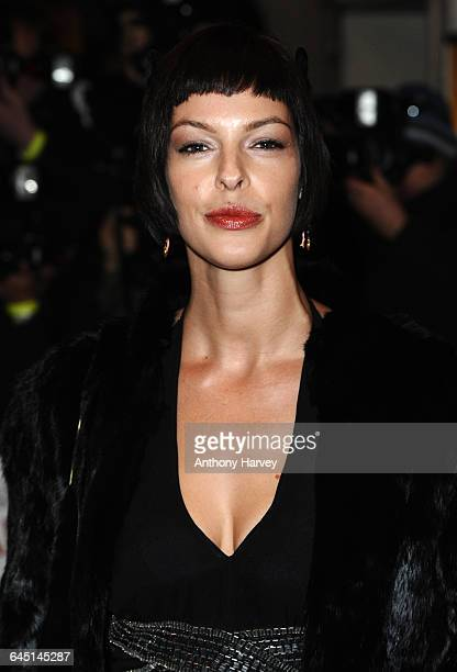 Actress Pollyanna Mcintosh attends the 'Burke and Hare' World Premiere at The Chelsea Cinema on October 25 2010 in London