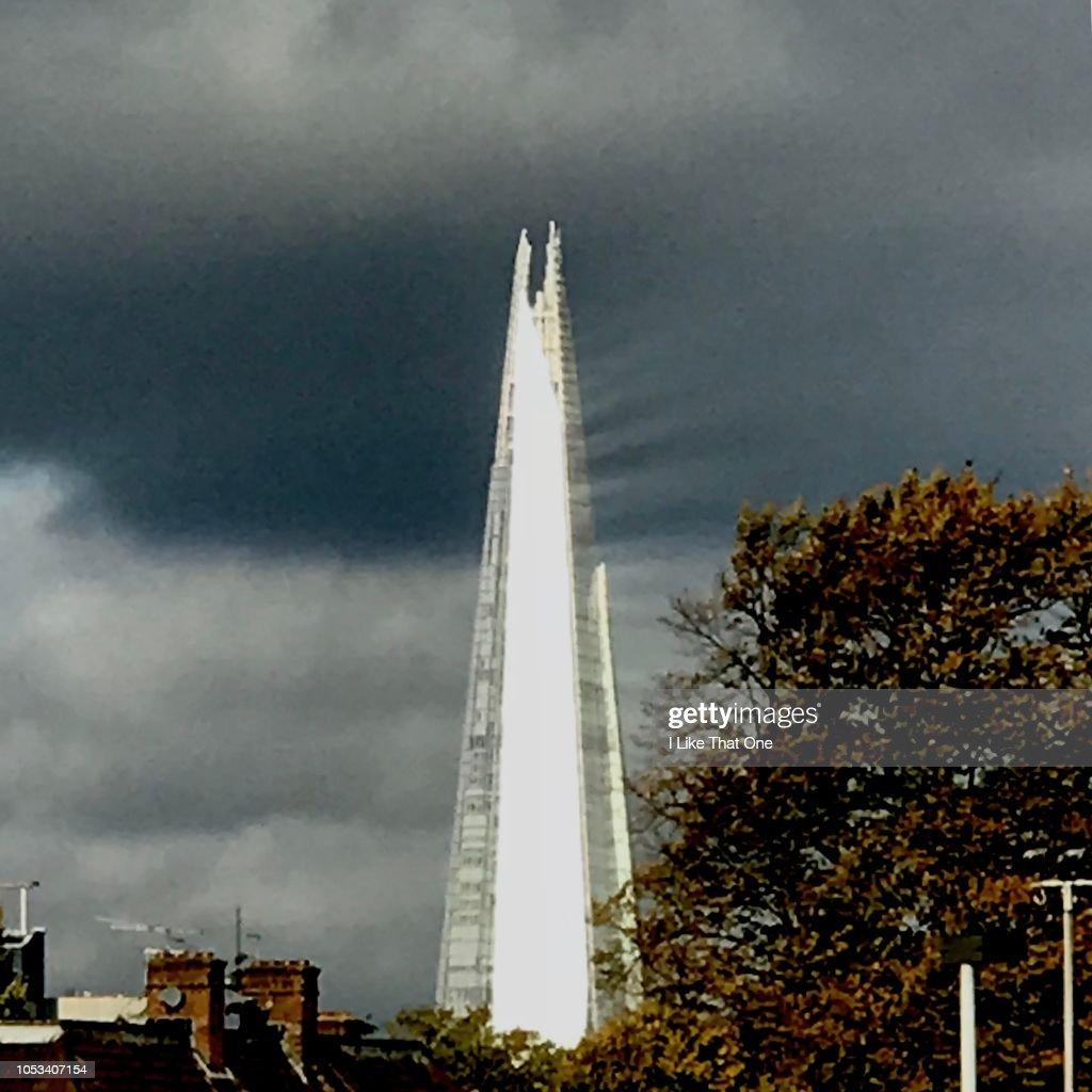 London's Asgard Shines Bright : Stock Photo