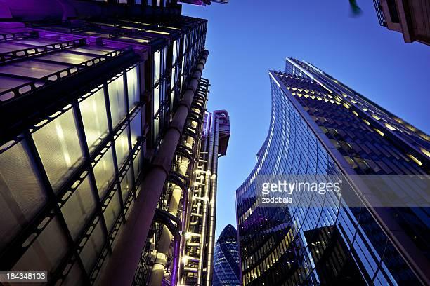 London's Business District