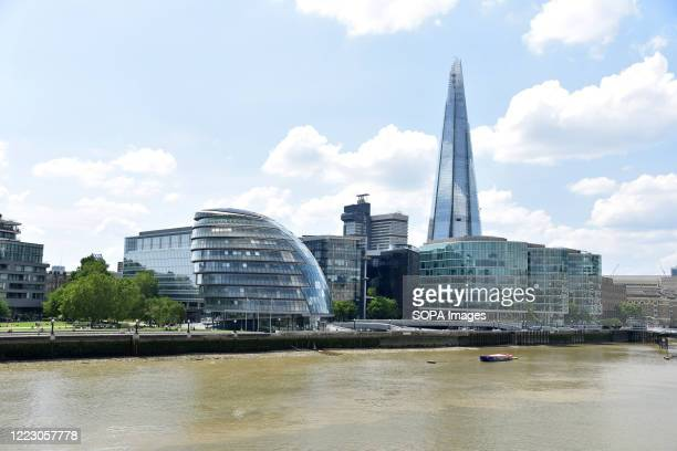 London's City Hall The Mayor of London Sadiq Khan is set to abandon the landmark glass building City Hall designed by Lord Foster at a cost of £43m...