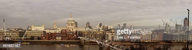 London's cityscape