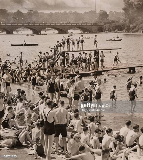 London's famous open spaces 21 Jun 1937 'Londons open spaces are being fully appreciated just now by her citizens who flock to them every moment they...