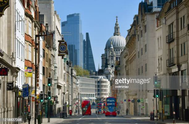 london's fleet street - city of london stock pictures, royalty-free photos & images