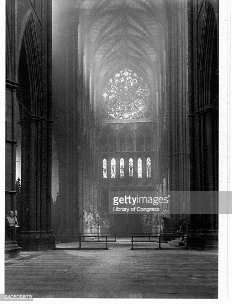 London's Westminster Abby is famous as the burial site of Britain's famous and site of coronations