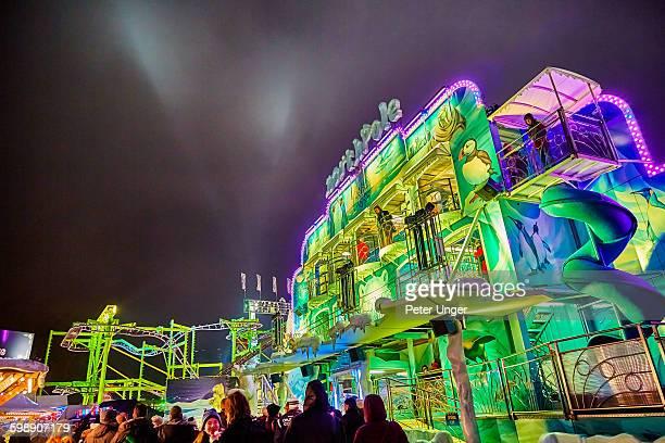 London's Winter Wonderland Christmas Fair