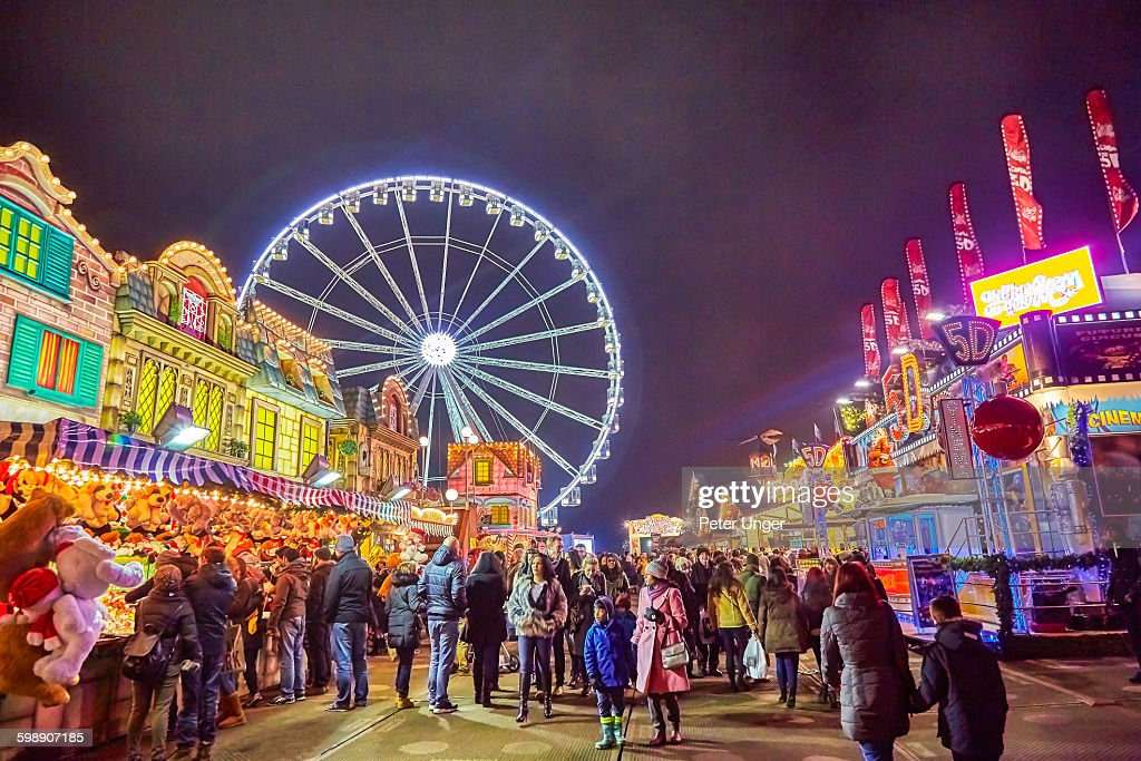 Or at the less quiet and contemplative end of the scale, Hyde Park has opened its annual Winter Wonderland fair, full of rides, food and ice sculptures