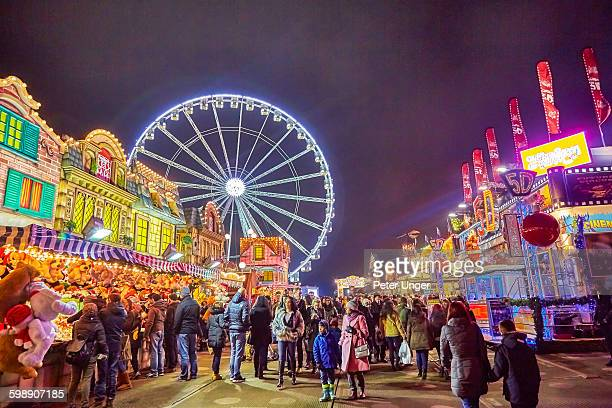 London's Winter Wonderland Christmas Fair
