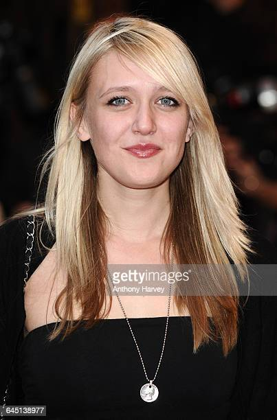 Actress Emily Head attends 'The Kid' Premiere at the Odeon West End Cinema Leicester Square on September 15 2010 in London