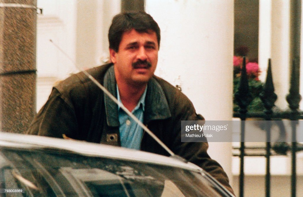 HASNAT KHAN, SURGEON AND SUPPOSED FRIEND OF DIANA : News Photo