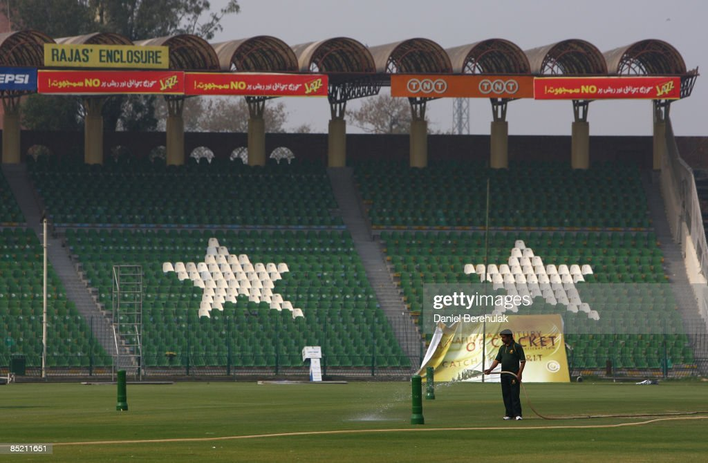 Aftermath Of Attack On Sri Lankan Cricketers In Lahore : News Photo