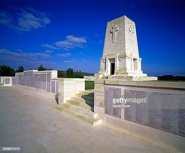 lone pine cemetery (anzac) - anzac cove stock pictures, royalty-free photos & images