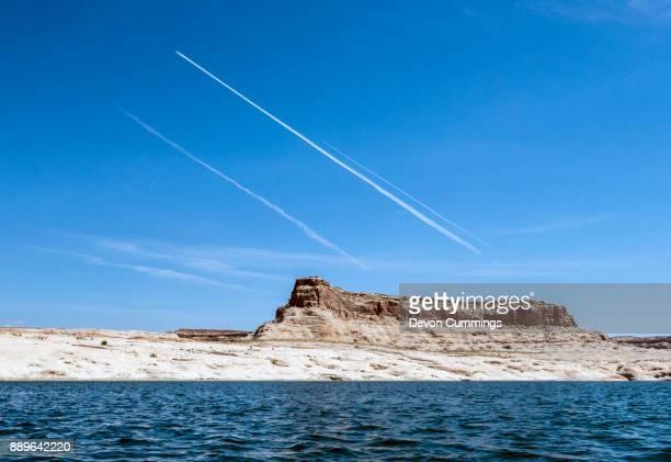 Lone Rock Canyon, Lake Powell, Utah