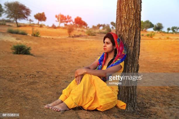loneliness ! - salwar kameez stock pictures, royalty-free photos & images