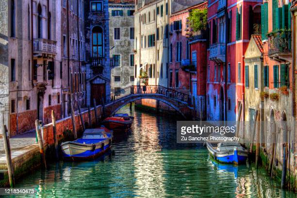 lonely venice - venice italy stock pictures, royalty-free photos & images