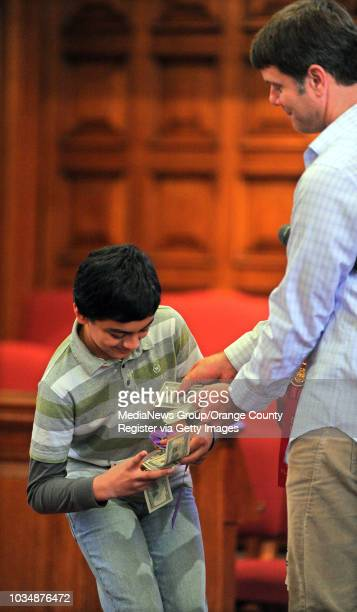 Scott Varley Los Angeles Newspaper Group Long Beach activist Justin Rudd held his 12th Annual $1000 National Spelling Bee competition Sunday at the...