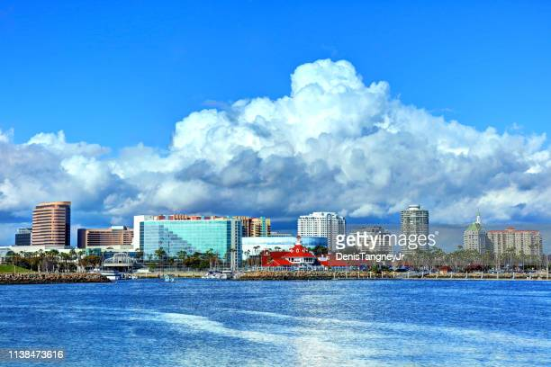 long beach, california - long beach california stock photos and pictures
