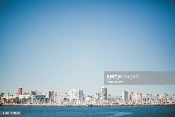 long beach california - long beach california stock photos and pictures