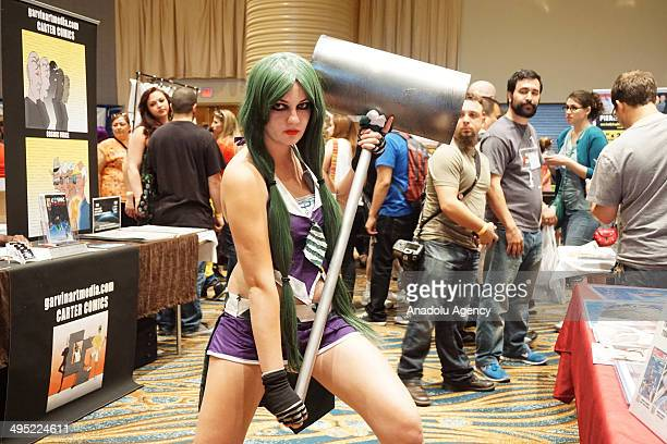 Long Beach Comic Expo is an annual event held at the Long Beach Convention Center in California United States on June 2 2014 It's a celebration of...
