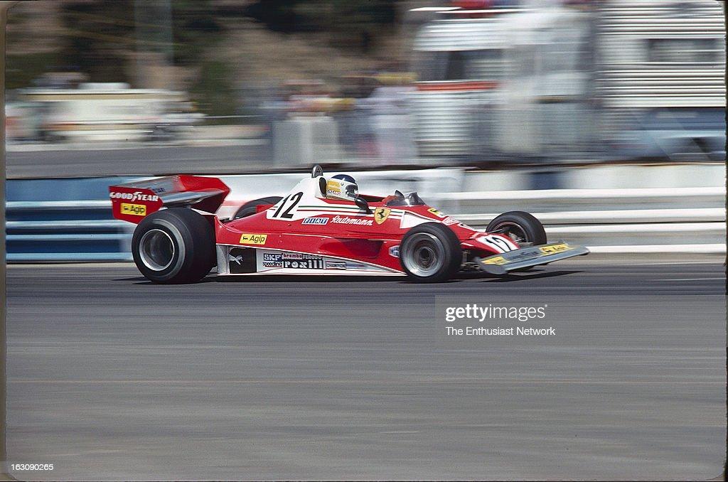 1977 Long Beach Grand Prix : News Photo