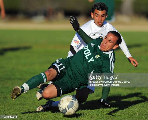 Scott Varley Los Angeles Newspaper Group Long Beach Poly and Millikan opened their Moore League boys soccer season with a 11 tie at host Millikan...