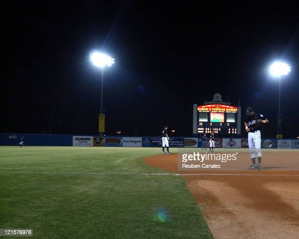 Long Beach Regional where the Long Beach State 49ers Dirtbags played USC in a 6 to 4 win for the Trojans on June 5 2005