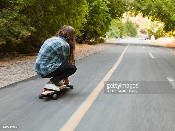 long boarder - orem utah stock pictures, royalty-free photos & images