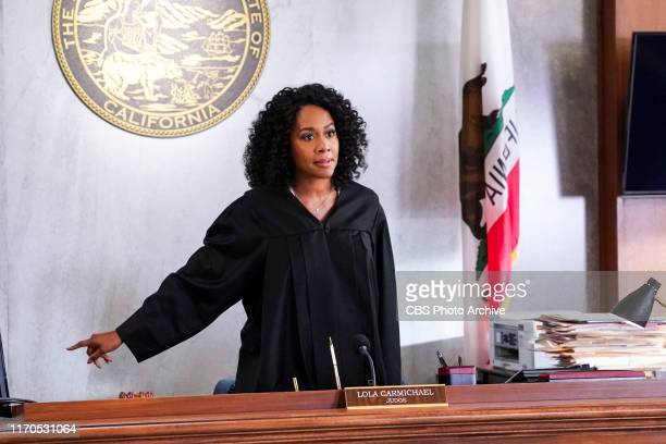 Long Day's Journey into ICE When an ICE agent pursues a defendant in Lola's courtroom she must fend him off while determining the appropriate...