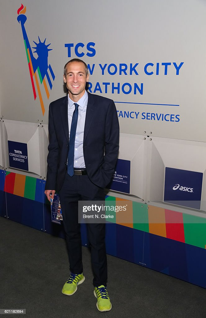 2016 New York Road Runners Night Of Champions : Nachrichtenfoto