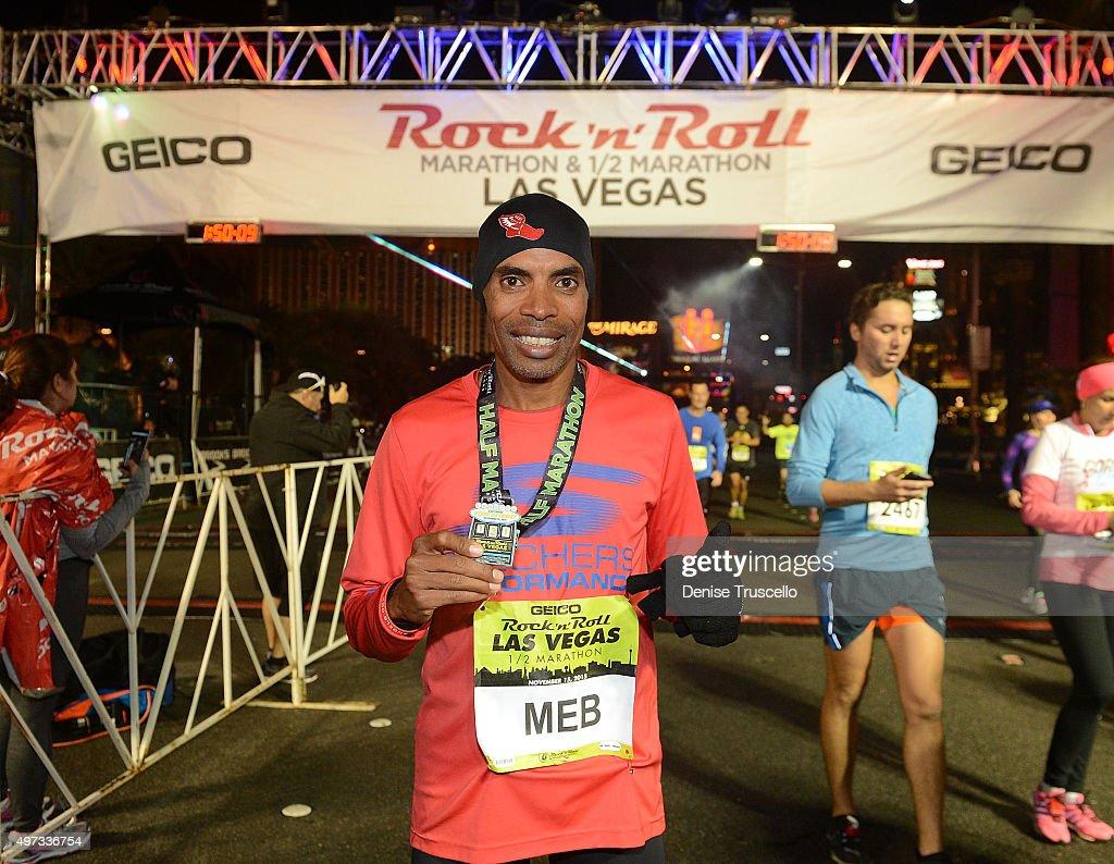 GEICO Rock 'n' Roll Las Vegas Marathon & 1/2 Marathon