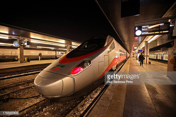 Long distance trains are of mainly of two types: the Frecce and Intercity trains. The Frecce are generally considered high end service and usually...