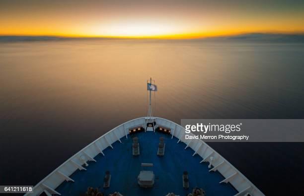 Long exposure Antarctica