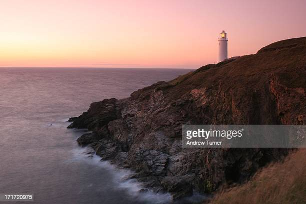 CONTENT] A long exposure of the lighthouse and headland of Trevose on the north Cornwall coast The sun had set about 15 minutes earlier to the left...
