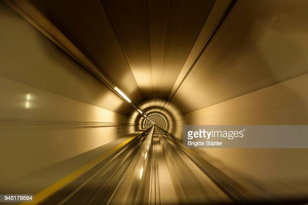 Long exposure of Tunnel