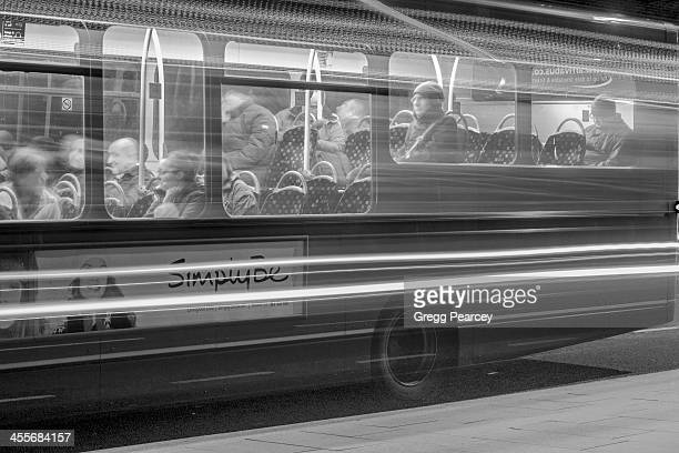 CONTENT] Long Exposure showing light trails of motion and a bus stopped in them Taken on Brownlow Hill Liverpool on the steps of the Metropolitan...