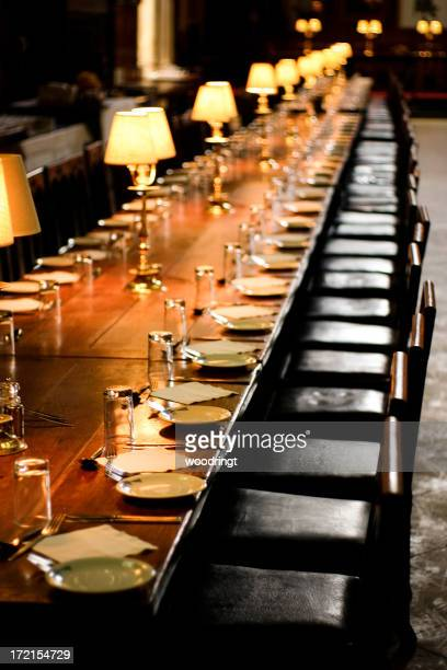 Long formal dining table 2