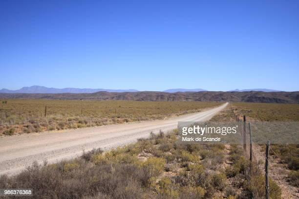 Long Gravel Road Van Wyksdorp South Africa