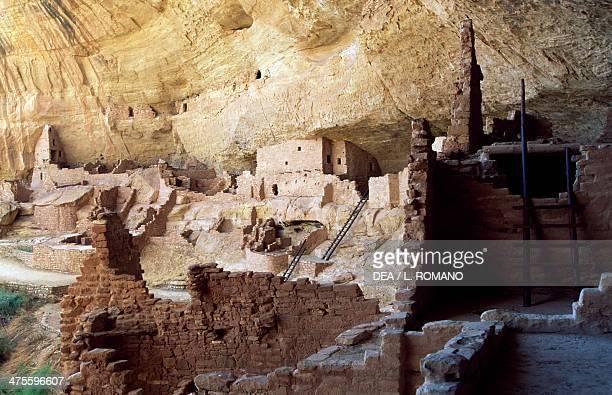 Long House, Mesa Verde National Park , Colorado, United States. Anasazi Civilisation.