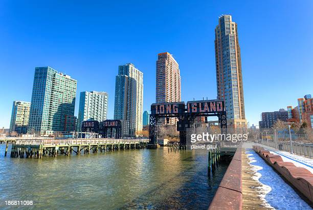 Long Island city gantry cranes, New York