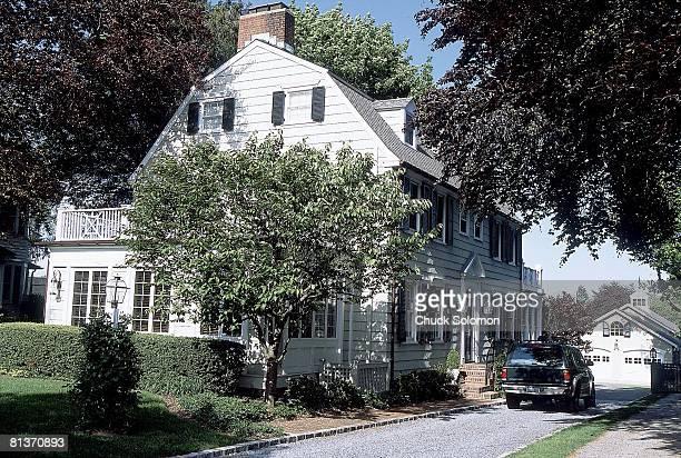 Long Island Landmarks Amityville Horror House Amityville NY 5/14/2002