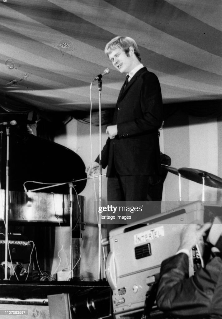 Long John Baldry, The 5th National Jazz and Blues Festival