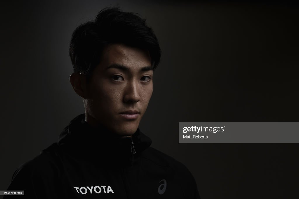 Japan Para Athletics Portrait Session : ニュース写真