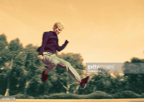 long jumper - women's field event stock pictures, royalty-free photos & images