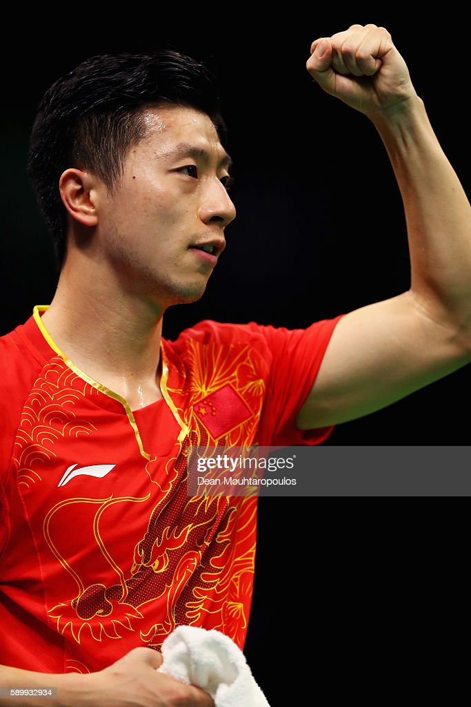 Table Tennis - Olympics: Day 10 : News Photo