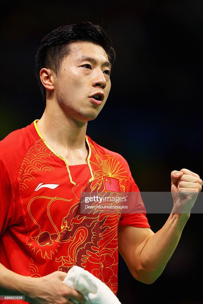 Table Tennis - Olympics: Day 10 : News Photo