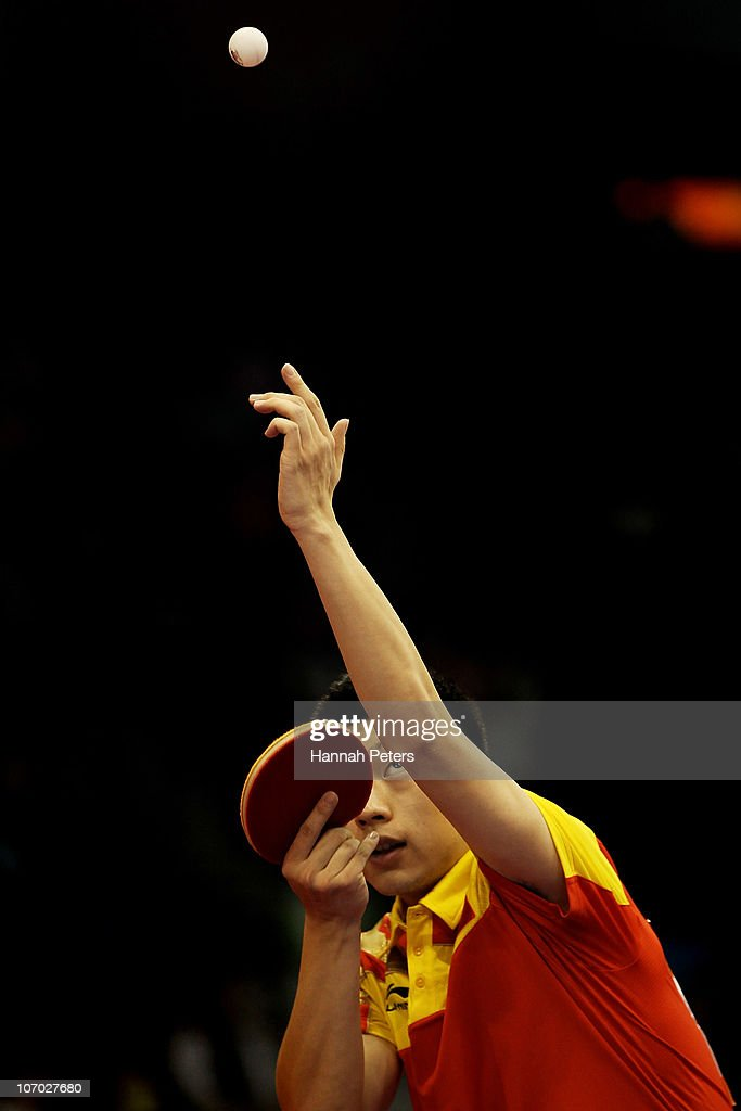 16th Asian Games - Day 8: Table Tennis : News Photo
