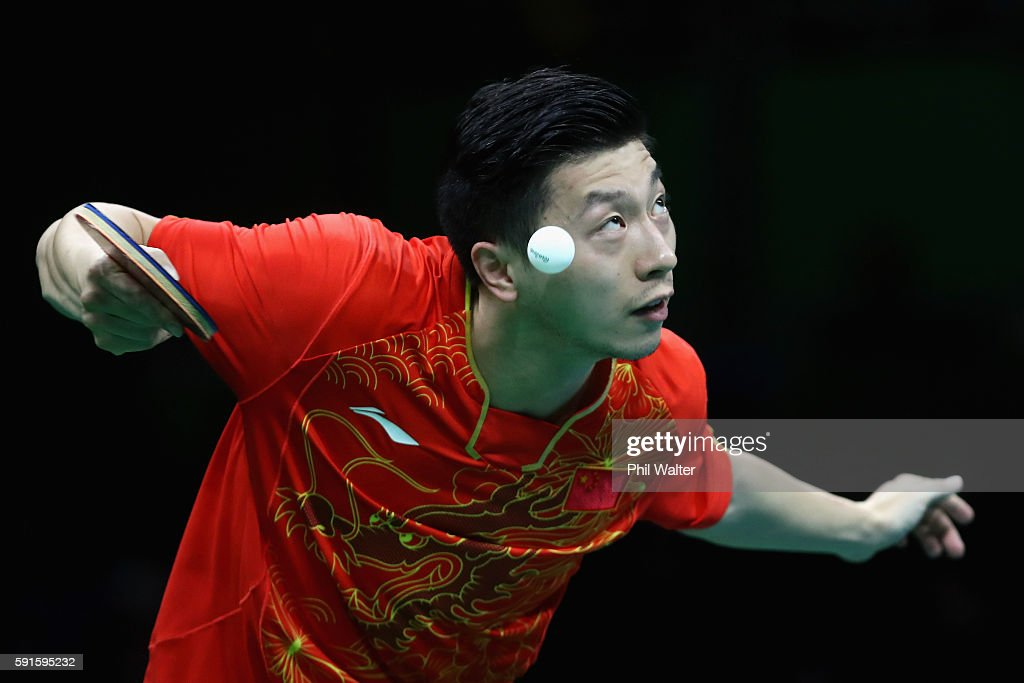 Table Tennis - Olympics: Day 12 : News Photo