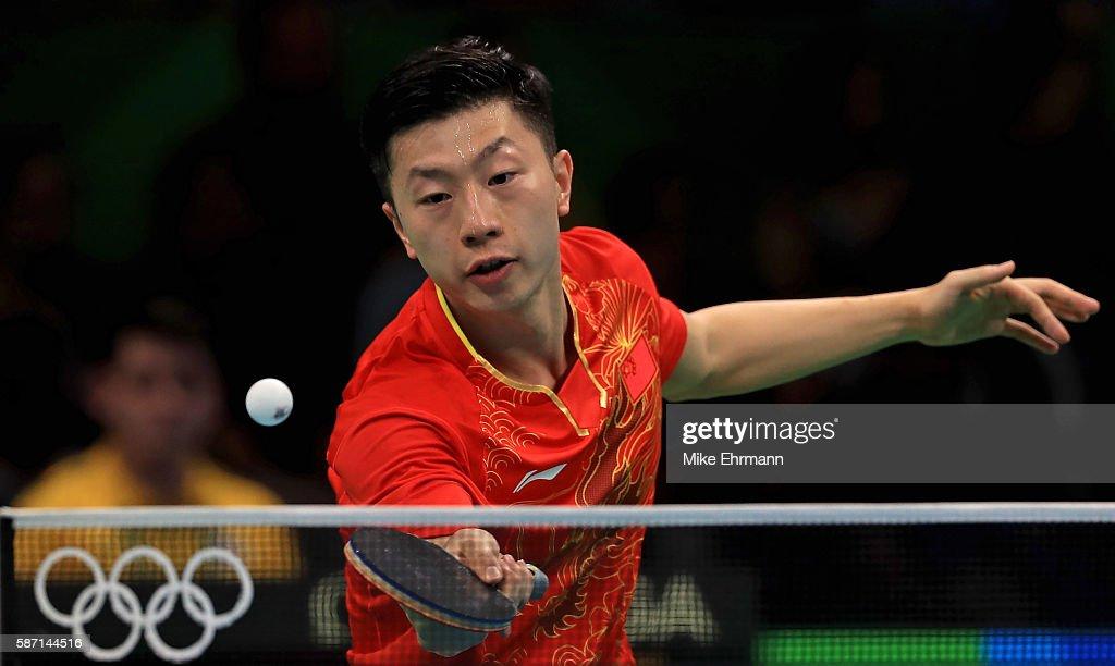 Table Tennis - Olympics: Day 2 : News Photo